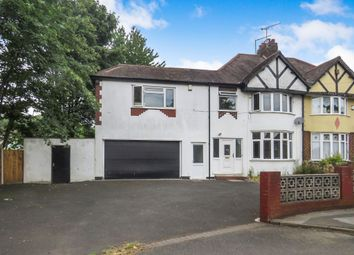 Thumbnail 4 bedroom semi-detached house for sale in Forest Lane, Walsall