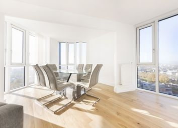 Thumbnail 3 bed flat to rent in Sky View Tower, 12 High Street, Stratford, London