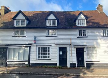 Thumbnail 3 bed cottage for sale in Clodhoddle Cottage, 108 High Street, Elstree, Borehamwood, Hertfordshire