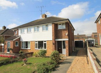 Thumbnail Semi-detached house for sale in Larkway, Bedford