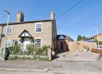 Thumbnail 2 bed cottage for sale in Church Street, Dunton