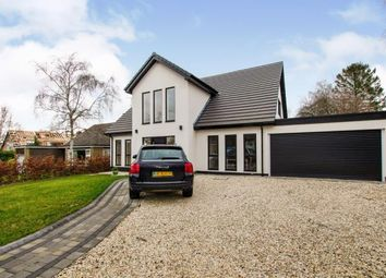 Thumbnail 4 bed detached house for sale in Errington Road, Darras Hall, Ponteland, Northumberland