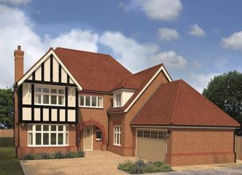 Thumbnail 5 bedroom detached house for sale in Kings Hundred, Queens Road, Bisley