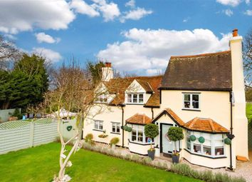 Epping Road, Nazeing, Essex EN9. 3 bed detached house