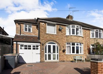Thumbnail 4 bed semi-detached house for sale in Woodstock Road, Toton, Nottingham