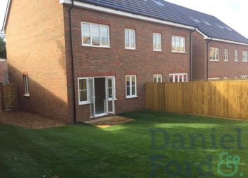 Thumbnail 4 bed property to rent in Sackville Road, Farley Mews, Luton