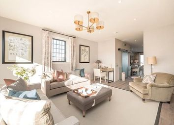 Thumbnail 1 bed flat for sale in Lochinvar Drive, Edinburgh