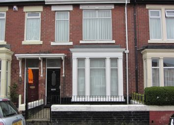 Thumbnail 3 bed terraced house to rent in North View, Wallsend
