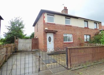 Thumbnail 3 bed semi-detached house for sale in Balfour Road, Carlisle, Cumbria