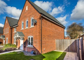 Thumbnail 3 bed end terrace house to rent in Coupland Mews, Selby, North Yorkshire