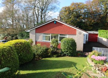 Thumbnail 3 bed detached bungalow for sale in Tretower Close, Plymouth