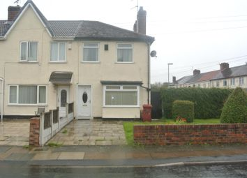 Thumbnail 3 bedroom terraced house for sale in Coral Avenue, Huyton, Liverpool