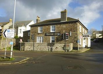 Thumbnail Pub/bar for sale in Trefusis Arms, Clinton Road, Redruth, Redruth, Cornwall