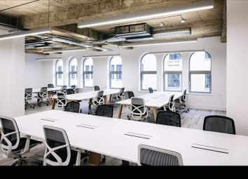 Thumbnail Serviced office to let in 21 Worship Street, London