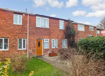 Thumbnail 3 bed end terrace house for sale in Countess Close, Eaton Socon, St. Neots