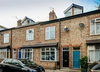 Thumbnail 3 bed terraced house for sale in Westwood Terrace, York