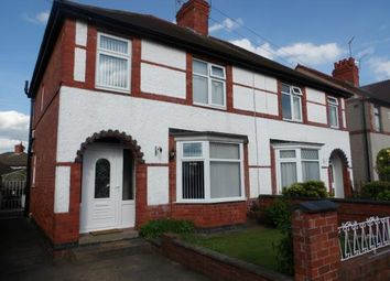 Thumbnail 3 bed semi-detached house for sale in Kingsway, Nuneaton, Warwickshire