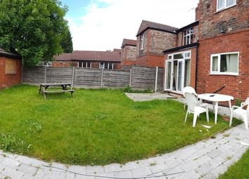 Thumbnail 6 bed terraced house to rent in Wellington Road, Fallowfield, Manchester
