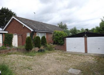 Thumbnail 3 bed bungalow for sale in Thorpe Market, Norwich, Norfolk