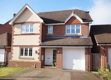 Thumbnail 4 bed detached house for sale in Rowan Road, Lindford