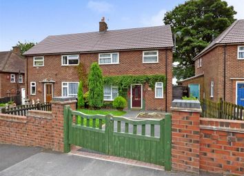 Thumbnail 3 bed semi-detached house for sale in Bath Road, Silverdale, Newcastle-Under-Lyme