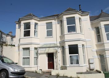 Thumbnail 3 bed flat for sale in Gleneagle Road, Mannamead, Plymouth