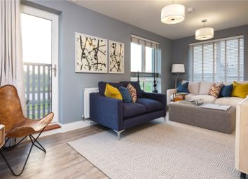 Thumbnail 1 bed flat for sale in Civic Living, Alconbury Weald, Cambridgeshire