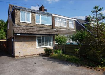 Thumbnail 3 bed semi-detached house for sale in Appledore Drive, Manchester