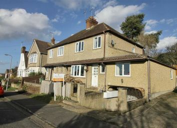 Thumbnail 4 bed semi-detached house for sale in Downham Road, Woburn Sands, Milton Keynes