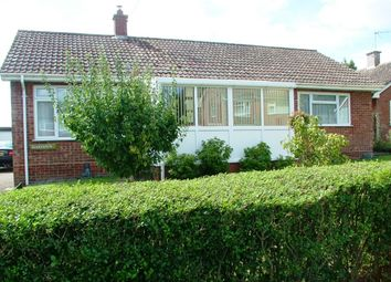 Thumbnail 3 bedroom detached bungalow for sale in Hall Lane, Long Stratton, Norwich