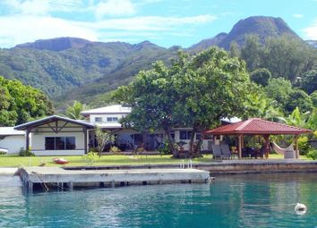 Thumbnail 4 bed country house for sale in Ra'iātea, French Polynesia