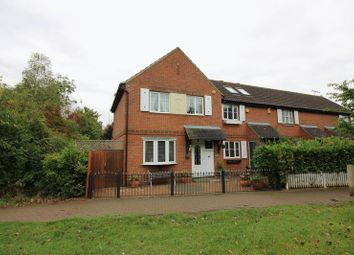Thumbnail 3 bed terraced house for sale in Mallards Rise, Church Langley, Harlow