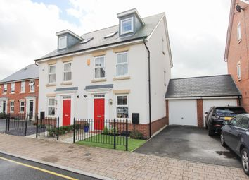 3 bed town house for sale in Spire Heights, Chesterfield S40