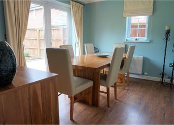 Thumbnail 5 bed detached house for sale in The Hawthorns, Garstang, Preston