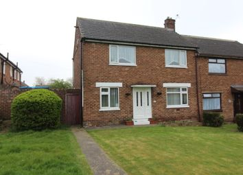 Thumbnail 3 bed end terrace house for sale in Greenbank Close, Trimdon, Trimdon Station