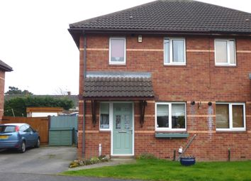 Thumbnail 2 bed semi-detached house for sale in Argosy Close, Bawtry, Doncaster