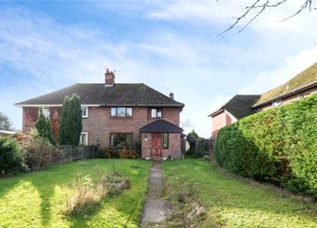 Thumbnail 3 bed semi-detached house for sale in Camoys Mead, Lasham, Alton