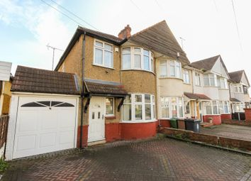 Thumbnail 3 bedroom semi-detached house to rent in Russell Road, London