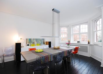 Thumbnail 2 bed flat to rent in Milton Mansions, Queen's Club Gardens, London