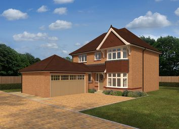 "Thumbnail 4 bed detached house for sale in ""Canterbury"" at Priory Way, Tenterden"