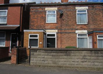 Thumbnail 3 bed end terrace house for sale in Milton Street, Ilkeston
