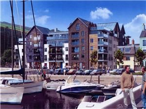Thumbnail 2 bed flat for sale in Banks Circus, Douglas, Isle Of Man