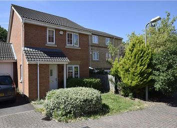 Thumbnail 3 bed link-detached house to rent in Porthallow Close, Farnborough, Orpington
