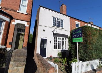 Thumbnail 3 bed end terrace house for sale in Hampstead Road, Mapperley, Nottingham