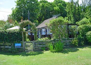 Thumbnail 2 bed mobile/park home for sale in Sandhills, Whitecliff Bay, Bembridge, Isle Of Wight