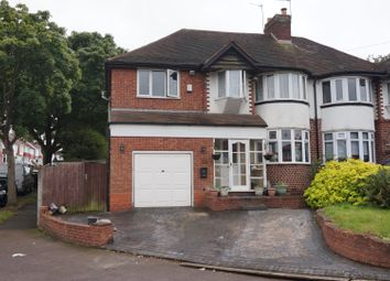 Thumbnail 4 bed semi-detached house for sale in Booths Farm Road, Great Barr, Birmingham