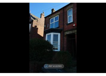Thumbnail 7 bed semi-detached house to rent in Juntion Road, Sheffield