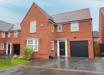 4 bed detached house for sale in Colstone Close, Wilmslow SK9