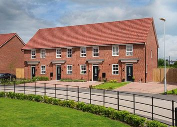 "Thumbnail 3 bedroom end terrace house for sale in ""Bampton"" at Blackpool Road, Kirkham, Preston"