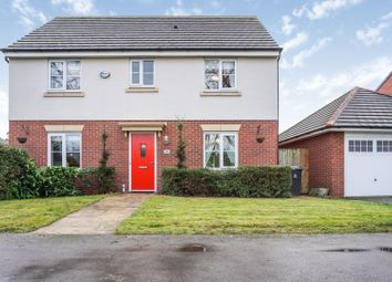 4 bed detached house for sale in Wedgwood Drive, Warrington WA4